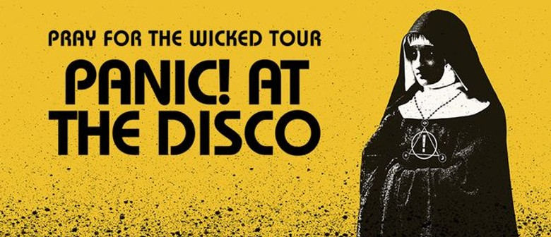 Panic! At The Disco to play their one-off show in Auckland this October