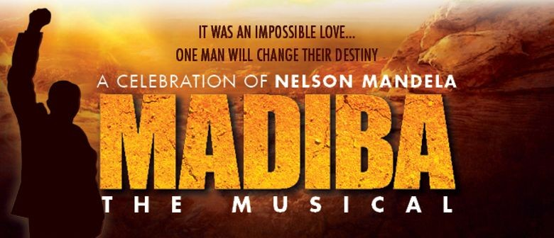 'Madiba the Musical - A Celebration of Nelson Mandela' arrives in New Zealand next year February