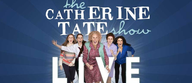'The Catherine Tate Show' tour goes to NZ this December