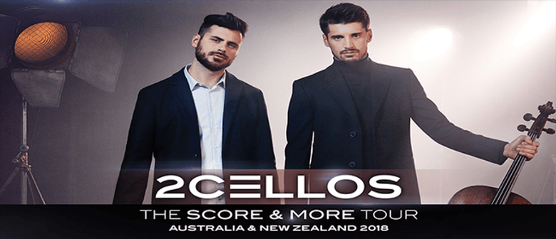2Cellos bring their 'Score & More' show to Auckland this December