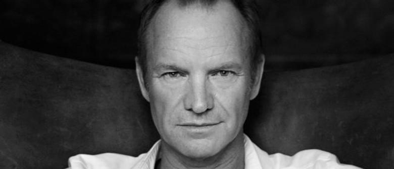Sting Adds Christchurch to Symphonicity Tour