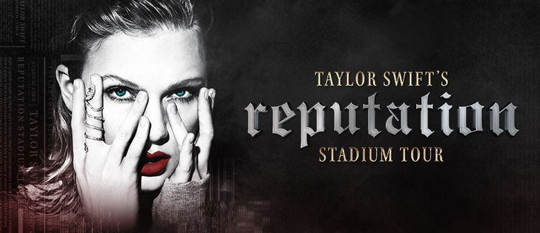 Taylor Swift announces 'Reputation Tour' special guests