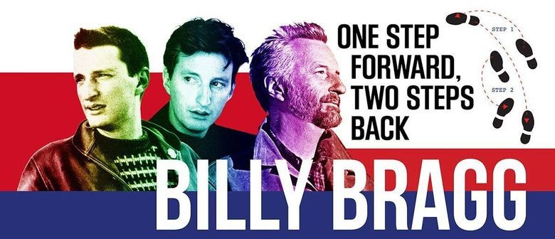 Billy Bragg to play exclusive NZ shows this November
