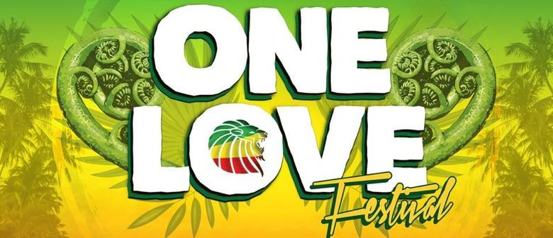 One Love announces final lineup for 2019