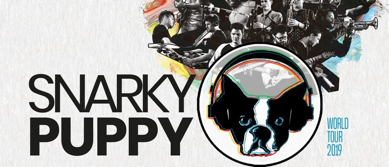 Snarky Puppy jazz their way to New Zealand next year