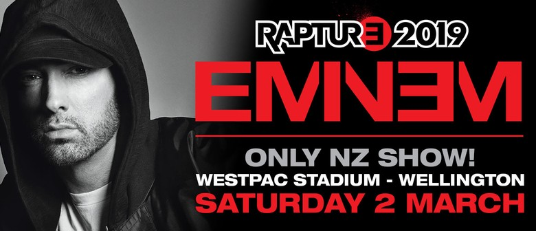 Eminem is coming to New Zealand in 2019