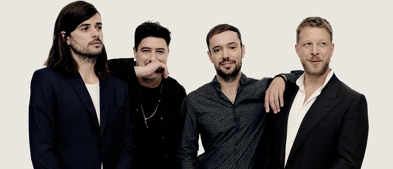 Mumford & Sons to play a one-off NZ concert in January 2019