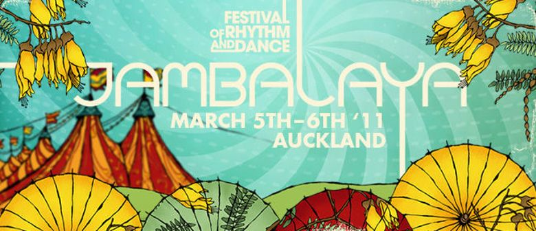 Jambalaya Festival 2011 Announced