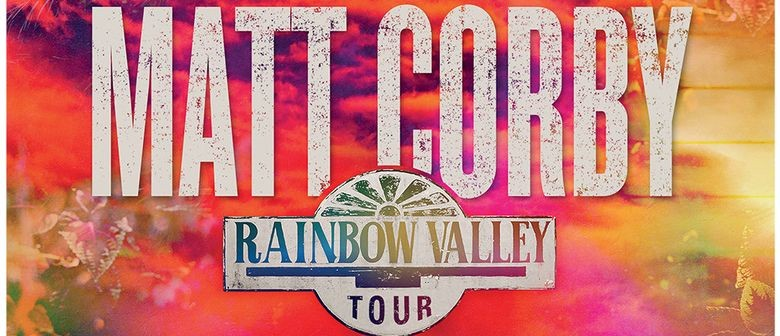 Matt Corby returns to NZ with 'Rainbow Valley Tour' this April 2019