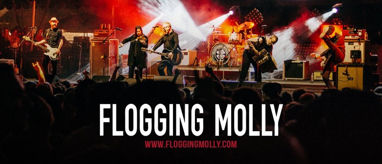 Irish Punk Band Flogging Molly Announce First Ever Auckland Show