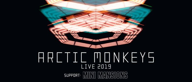 Arctic Monkeys return for their one-off NZ show this 2019