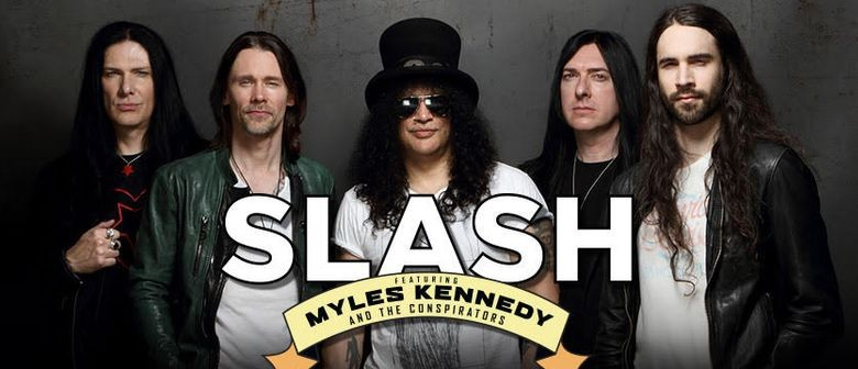 Slash Ft. Myles Kennedy & the Conspirators announce Devilskin as support for their AU/NZ 2019 tours