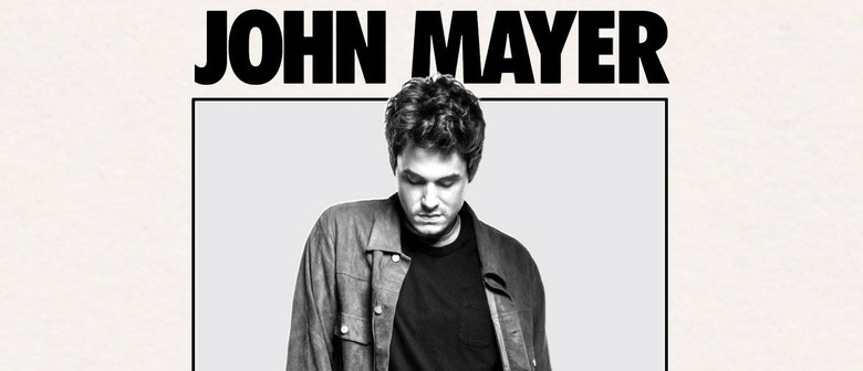 John Mayer to serenade New Zealand fans in March 2019