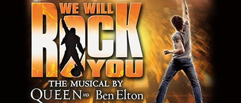 Global phenomenon 'We Will Rock You' to blast NZ stages this August to September