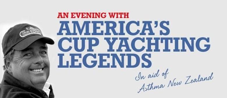 Dennis Conner, Michael Fay, Grant Dalton & Dean Barker: America's Cup Yachting Legends