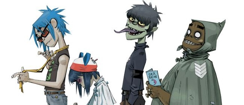 Win Tickets and a Soundcheck Opportunity with Gorillaz