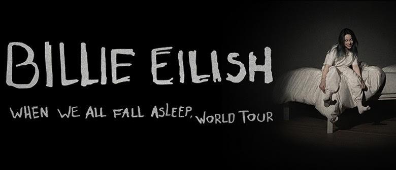 US Pop Sensation Billie Eilish Announces New Zealand Headline Date for April 2019