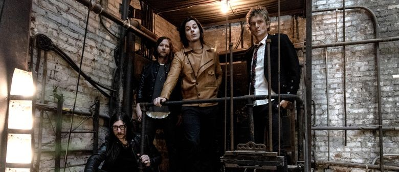 The Raconteurs lock in one-off NZ date this April