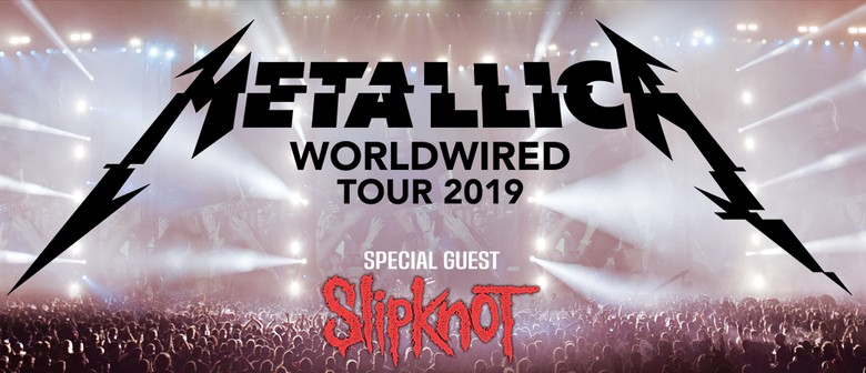 Metallica's 'WorldWired' tour heads to New Zealand this