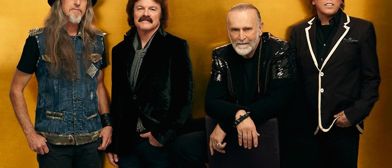 The Doobie Brothers -- Listen To The Music at One NZ Show Only