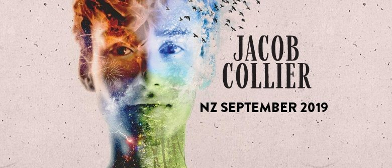 Jacob Collier plays NZ debut shows this September