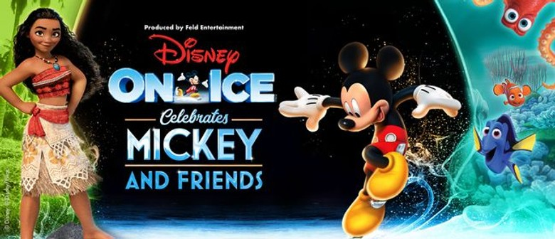 'Disney On Ice Celebrates Mickey Mouse and Friends' tour lands in New Zealand this August