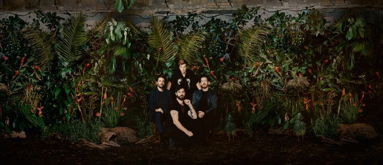 Foals play one-off comeback concert in NZ this July