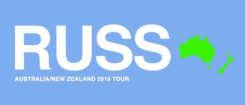 Russ raps his way to New Zealand for a 'Splendour In The Grass' sideshow this July
