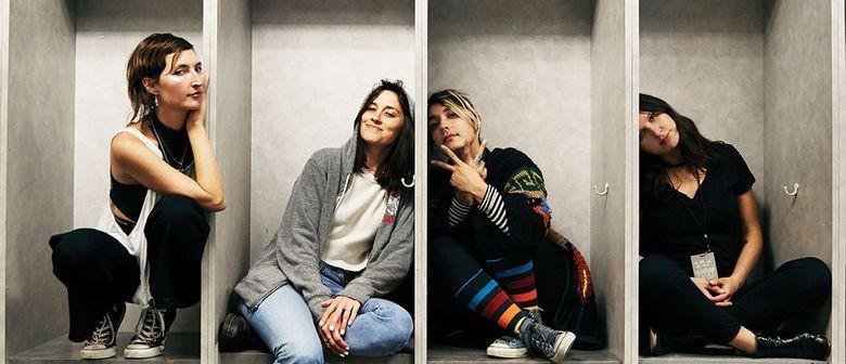 Warpaint to enchant New Zealand audiences with a comeback concert this July