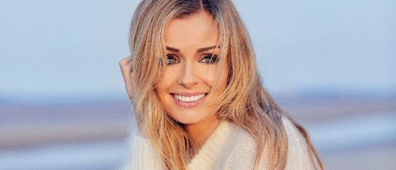 Katherine Jenkins sings her way to New Zealand this November
