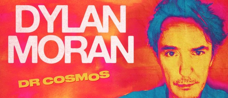Dylan Moran returns to New Zealand with his 'Dr Cosmos' tour in October