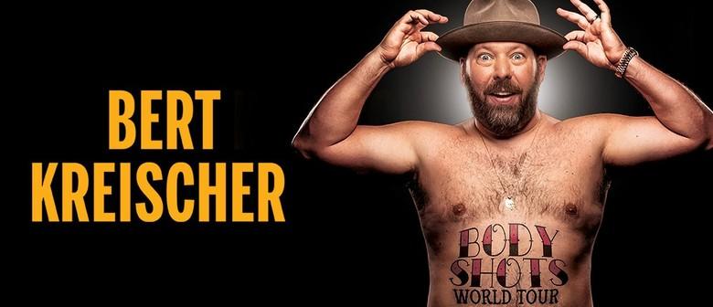 Bert Kreischer announces one New Zealand show this June
