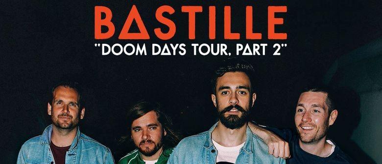 Best Doom Albums 2020 Bastille lock in one off NZ date in January 2020   Eventfinda