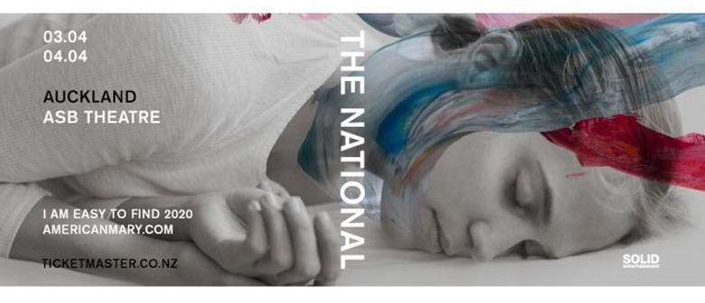 The National lock in two Auckland shows in April next year