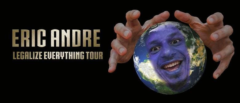 Eric André debuts in New Zealand this December