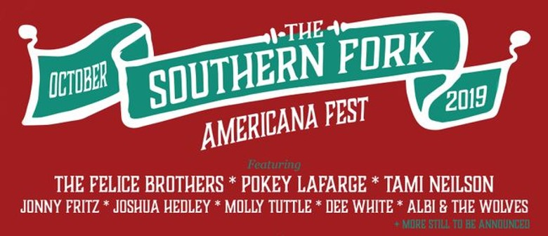 Southern Fork Americana Fest drops first round lineup for 2019