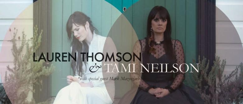 Chanteuses & Shotguns - Lauren Thomson & Tami Neilson Hit The Road