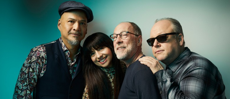Pixies to play one-off NZ comeback concert in March 2020