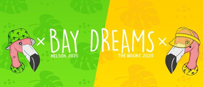 Bay Dreams reveals first round lineup for 2020