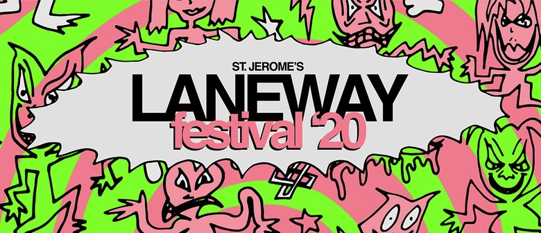 St. Jerome's Laneway Festival returns to NZ this January 2020