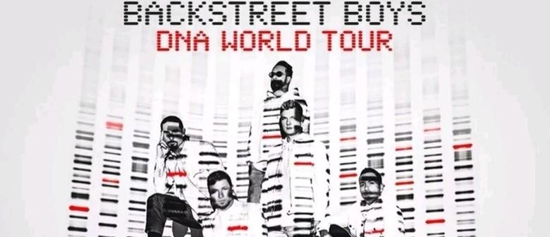 Backstreet Boys announce NZ tour dates for 2020