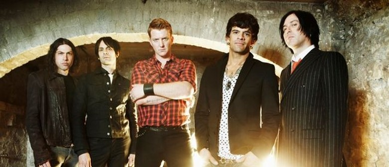 Queens Of The Stone Age NZ Tour Announced