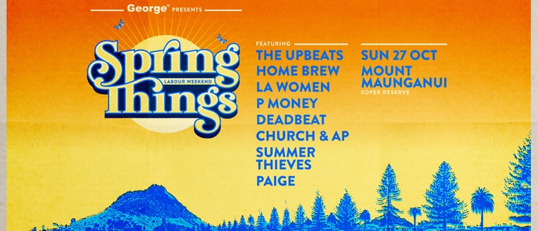 Spring Things: Labour Weekend reveals exclusive NZ date in October