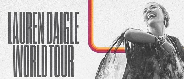 Lauren Daigle performs first-ever NZ headline show this January 2020