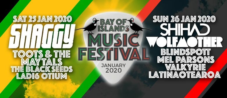 The Bay of Islands Music Festival is Back in 2020 with Massive 2-day Lineup of Roots & Funk