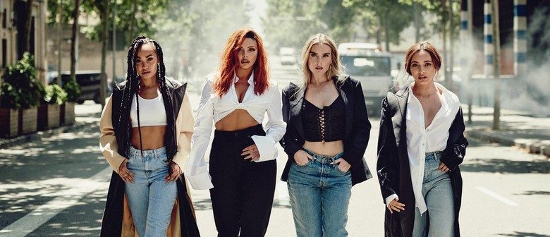 Little Mix Announce Cancellation of 'LM5 – The Tour' in New Zealand
