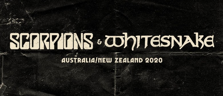 Scorpions and Whitesnake Announce Double Headline NZ Show in 2020