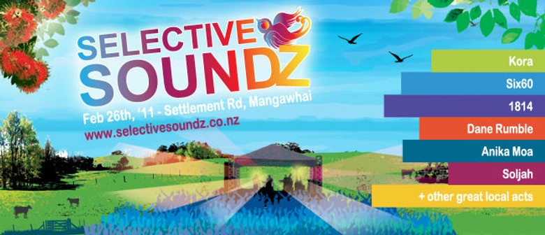 Win Tickets To Selective Soundz - The End Of Summer Festival!