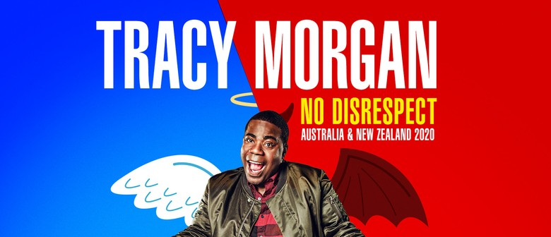 Tracy Morgan announces return to New Zealand with 'No Disrespect' tour