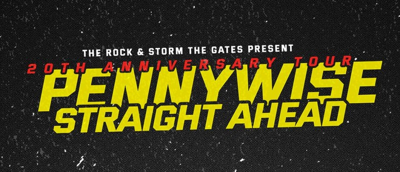 Pennywise to perform one-off NZ comeback show in February 2020